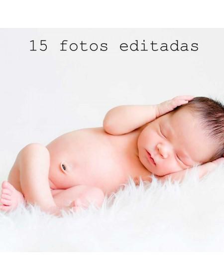 Reportaje fotográfico bebés y recién nacidos
