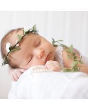 Coronita de flores para beb