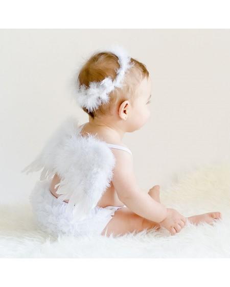 Disfraz de ángel para bebé