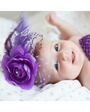Adornos para el pelo del bebe