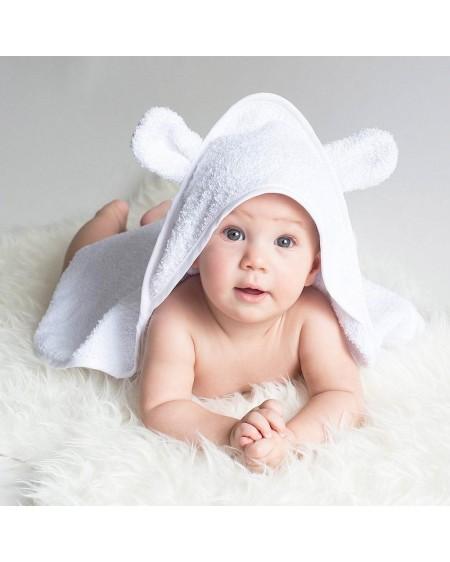 Capa de baño con orejitas