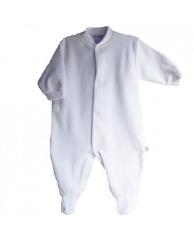 Pijama aterciopelado con alas de