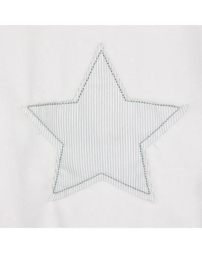 Pijama para dormir con estrella rosa