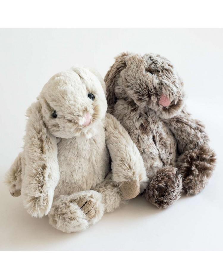 Conejo de peluche super suave