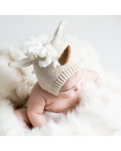 Gorro unicornio tipo verdugo