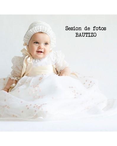 Sesión de fotos pre/post Bautizo