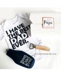 Regalo día del padre Best Dad Ever