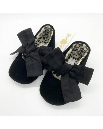 Zapatos bebe marca Roberto Cavalli