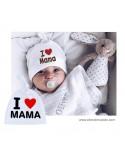 Regalos Día de la Madre Gorrito bebé I love mama