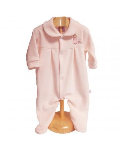Pijama de algodón con...