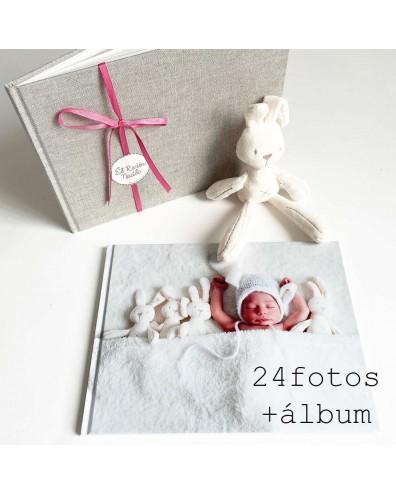 Sesión de fotos newborn