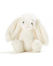 Conejo grande con el nombre bordado