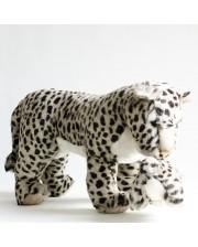 Peluche leopardo con cr
